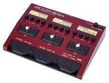 Zoom B3n pedaliera multieffetto per basso  e amp-simulator SPEDIZIONE GRATUITA!!
