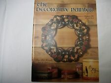 The Decorative Painter Magazine Issue # 3, May/Jun,1985, May Pole Wreath