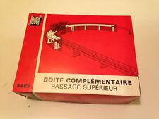 train  JOUEF 2674 boite complémentaire PASSAGE SUPÉRIEUR  EN BOITE vieux jouet