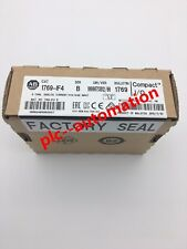 *Ship Today* 2016 New Sealed 1769IF4 Allen Bradley Analog Input Catalog 1769-IF4