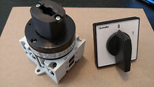 Lovato GX40 10 078 Rotary Cam Door Switch 40 amp