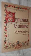 ARMONIA D ANIME Ricordo di matrimonio ai coniugi Editrice Ancora Religione di e