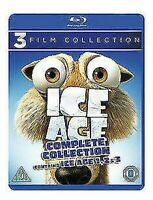 Ice Age / Ice Age 2 - The Meltdown 3 - Dawn Of The Dinosaurs Blu-Ray ' N