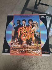 Fear City Laserdisc LD Tom Berenger Billy Dee Williams Melanie Griffith