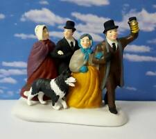 Dept 56 New England Village Joyful Carols! New Christmas Caroling, Songs