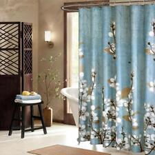 Nice! Floral Elegant Pretty Farmhouse Boho Chic Waterproof Fabric Shower Curtain