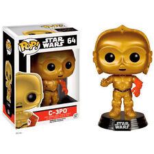 Funko POP Bobble Star Wars C-3PO Episodio VII (ENVÍO DESDE CANARIAS)