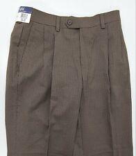 RALPH LAUREN MEN'S COMFORT FLEX DRESS PANT PLEAT FRONT- SIZE-30X30