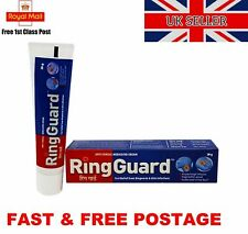 1X⭐12 GM RING GUARD CREAM RELIEF RINGWORM IATHELETES FOOT JSUT ⭐£3.99 EXP 03/22