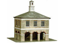 Market House - Superquick B35 - OO Building Card kit - free post