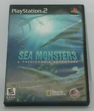 PlayStation 2 Sea Monsters A Prehistoric Adventure, Works R13207