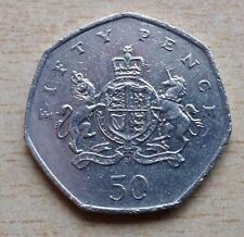 2013 UK 50p coin - Ironside - Coin hunt