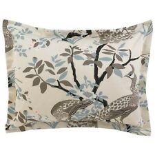 2 DwellStudio Peacock Standard shams NIP