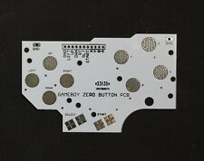 Gameboy Zero Button PCB