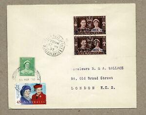 1937 MOROCCO Casablanca 2002 Australia Queen Mother Limited Ed Cover 6/50