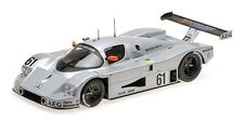 Minichamps 1:18 155893561 1989 Sauber-Mercedes C9 2nd 24h LeMans #61 - NEU!
