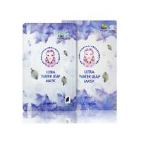 A. by Bom Ultra Water Leaf Mask 5sheets / Free Gift / Korean Cosmetics
