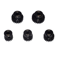 48DP 15T - 23T Pinion Motor Gear Set for 1/10 RC Car Motor DIY Accessories