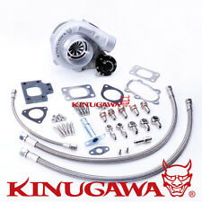 Kinugawa GTX Ball Bearing Turbo GTX2863R fit Nissan Silvia S13 AR.64 Bolt On T25