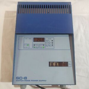 Power One SC-8/24-25c SMPS Microcontroller Based Battery Charger.