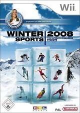 RTL Winter Sports 2008 - The Ultimate Challenge (Nintendo Wii, 2008, DVD-Box)