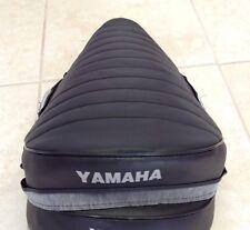 Yamaha(n12) AT1 AT2 AT3 CT1 CT2 CT3 125 175 1972-1973 Seat Cover white Logo(51)