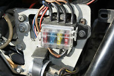 motorcycle fuses fuse boxes for yamaha ebay rh ebay com Yamaha V Star 1100 Light Yamaha Grizzly Fuse Location