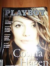 Playboy - 02/2003 - Cosma Shiva Hagen - Schauspielerin - Eis-Model - Playmate