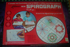 KENNER SPIROGRAPH #401 1967  FIRST ISSUE BOXED WITH INSTRUCTIONS