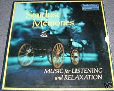 Stardust Memories 8 x LP Frankie Carle Henry Mancini Reader's Digest