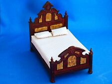 Dollhouse Furniture The Platinum Collection NANTUCKET BED New in Box P3138