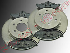 2 x Bremsscheiben & Bremsklötze vorne Dodge Durango Dodge Dakota 2000-2002