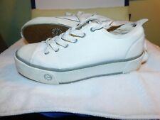 UGG Womens Sneaker Low Lace Denim 7.5 White