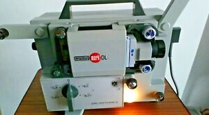 Eumig Mark DL Standard/Super 8mm Silent Movie Film Projector *SPARES OR REPAIR*