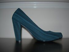 UNITED NUDE WOMEN'S COURT SHOES HIGH HEELS STRIPED EU 39- 40 / UK 6- 7 *SLIM*
