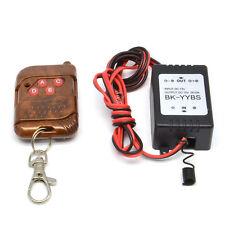 12V Wireless Remote Control Module W/Strobe For Car Auto Light LED Strips 3.2A