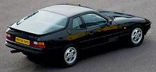 924S Restoration decal set in SILVER - Genuine high quality as per originals