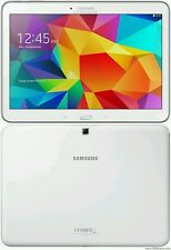 Samsung Galaxy Tab 4 16GB, Wi-Fi, 4G/LTE (UNLOCKED)10.1in - White SM-T535