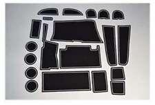 TOYOTA ESTIMA ACR50 Interior door pocket mat Non-slip rubber from Japan