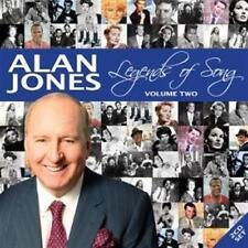 ALAN JONES Legends Of Song: Volume Two (2) 2CD NEW