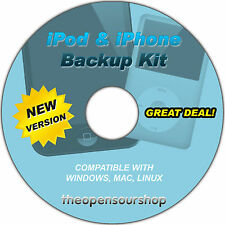 iPod & iPhone Backup Suite – Backup and Recover your Music, Videos & Photos