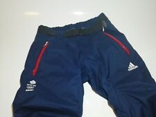 Adidas Team GB Great Britain Olympic Sochi 2014 Mens Ski Pants Bottoms Trousers