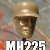 "MH225 Custom Cast male head or use with 3.75"" 1:18 Star Wars GI Joe figures"
