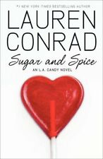 Very Good 000735309X Paperback LA Candy - Sugar and Spice Lauren Conrad