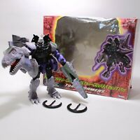 Transformers Beast Wars Megatron Predacon Original 1996 Complete w/Missiles
