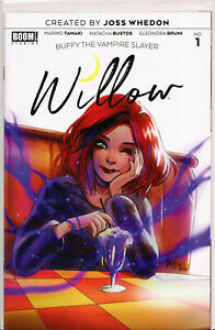 BUFFY THE VAMPIRE SLAYER: WILLOW #1 MIRKA ANDOLFO VARIANT COMIC ~ Boom! Studios