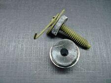 1 pc NOS quarter trunk door fender belt moulding clip sealer nut Pontiac Chevy