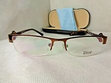 f5a7c5c8ad9a NEW DIOR CD9353 WOMEN S FRAMES EYE GLASSES EYE WEAR 51-17-135 BURGUNDY RX