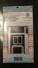 Motion Crafts Small Envelope Animation Die Cut & Stamp Set by Uchi's Design NEW