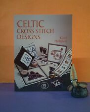 Carol Phillipson: Celtic Cross Stitch Designs/crafts/needlework, embroidery